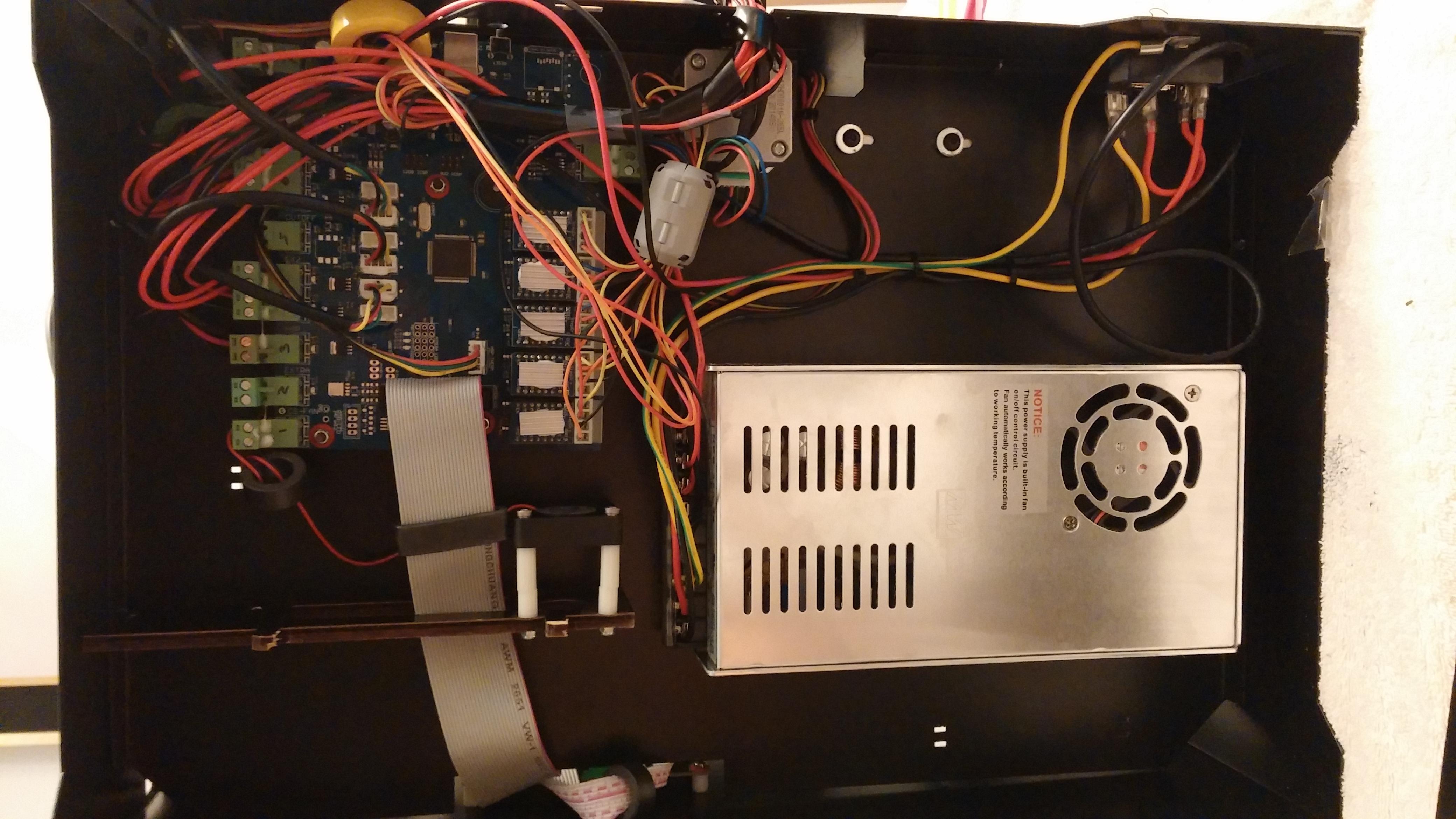 CTC Bizer II wiring- magnets? | CTC LTD | 3D Hubs Talk