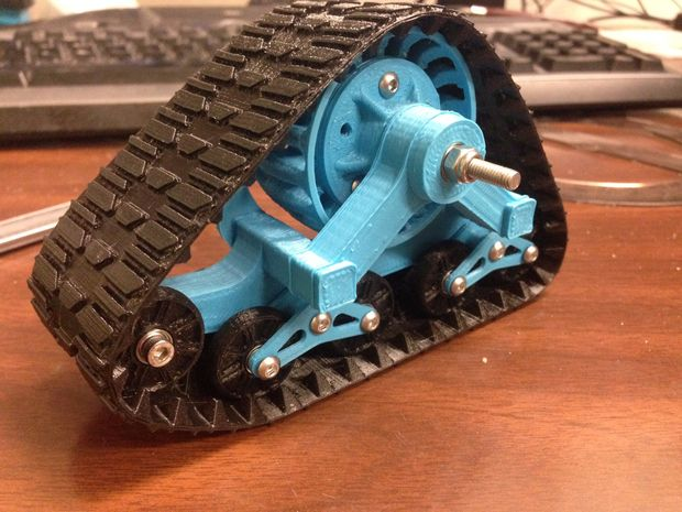 Printer Tractor Belt : The instructables contest is over and winners are