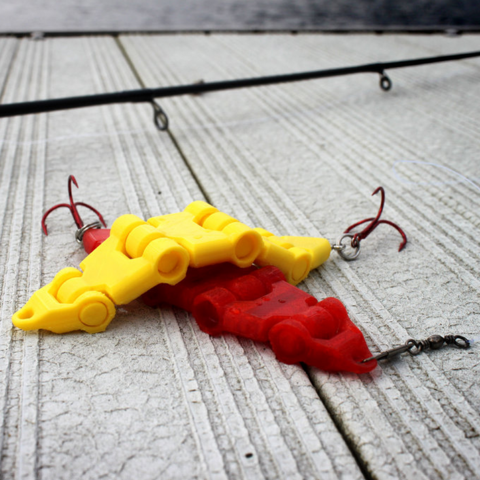3d printed swimbait fishing lure cults 3d hubs talk For3d Printed Fishing Lures