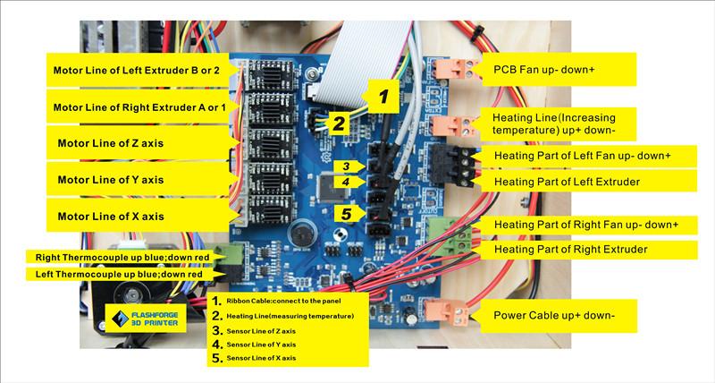 extruder 3d printer schematics extruder wiring diagram free