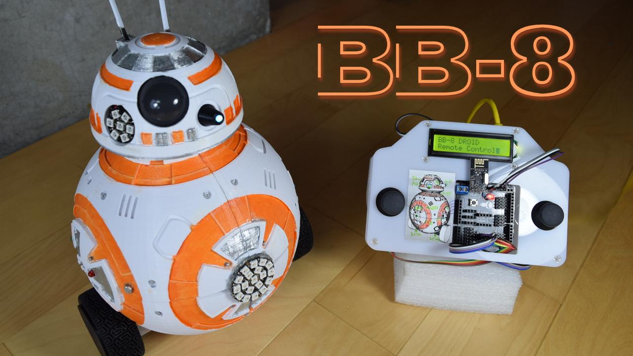 Bb from star wars arduino d hubs talk